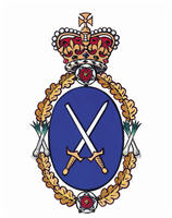 Cambridgeshire Shrievalty Badge