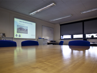Alconbury Driving Centre Meeting Room